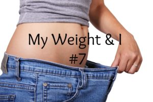 weight woman loose jeans