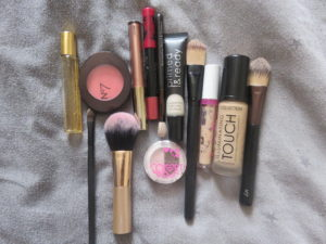 mt daily make up routine
