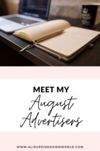 August Advertisers Pin Image