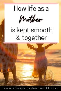 life as a mother pin image